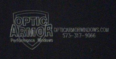Cnc Routing Optic Armor